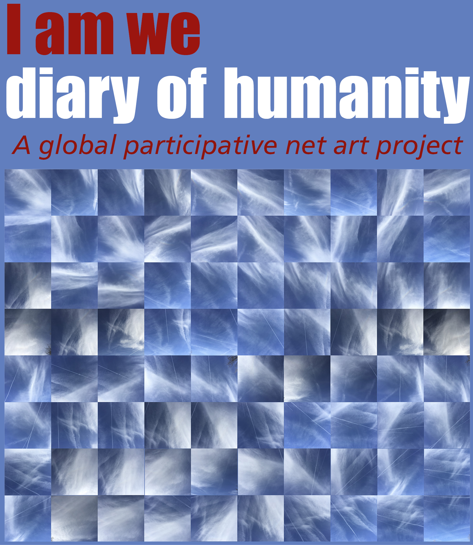 I AM WE_diary of humanity